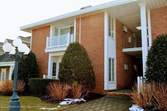 534 Washington Boulevard #9, Sea Girt, NJ 08750 (MLS #22011368) :: Vendrell Home Selling Team