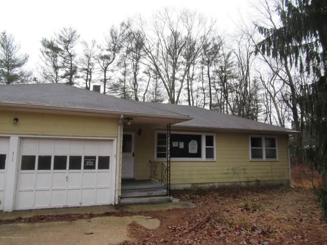 857 Hulses Corner Road, Howell, NJ 07731 (MLS #22011375) :: William Hagan Group