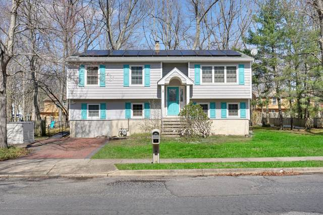119 Claire Drive, Lakewood, NJ 08701 (MLS #22011404) :: The Premier Group NJ @ Re/Max Central