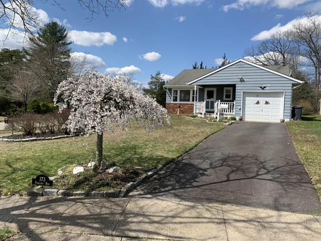 173 Fox Glove, Toms River, NJ 08755 (#22011460) :: Nexthome Force Realty Partners