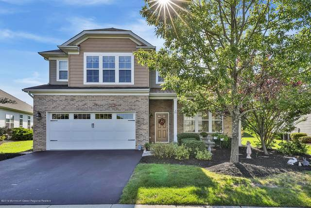 31 E Sagamore Drive, Howell, NJ 07731 (MLS #22011478) :: The MEEHAN Group of RE/MAX New Beginnings Realty