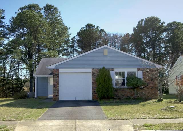 44 Compass Avenue, Brick, NJ 08723 (MLS #22011501) :: The Dekanski Home Selling Team