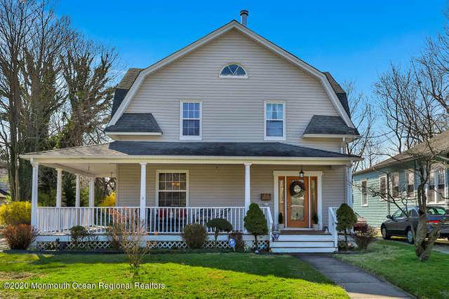 234 Vanderveer Place, Long Branch, NJ 07740 (MLS #22011515) :: The Dekanski Home Selling Team