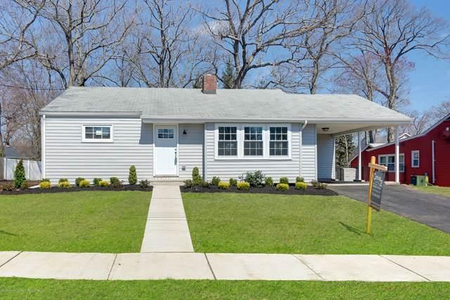1807 Bryan Avenue, Ocean Twp, NJ 07712 (MLS #22011526) :: The Dekanski Home Selling Team