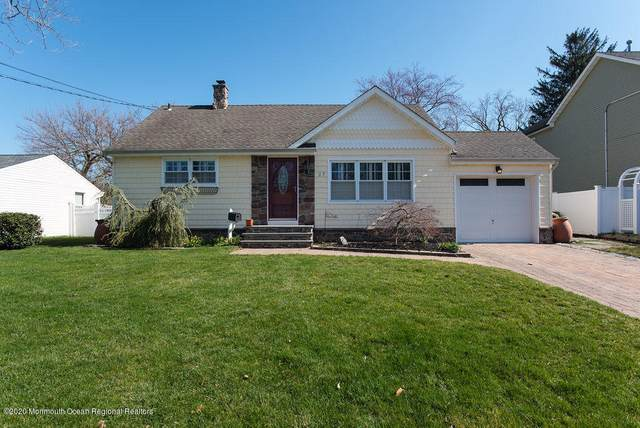 27 Parkview Drive, Hazlet, NJ 07730 (MLS #22011559) :: Vendrell Home Selling Team