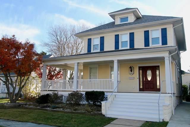425 Sylvania Avenue, Avon-By-The-Sea, NJ 07717 (MLS #22011570) :: Vendrell Home Selling Team