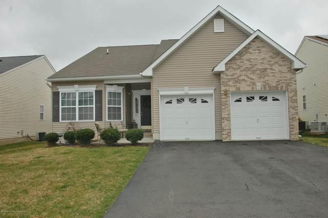 27 Snowberry Lane, Howell, NJ 07731 (MLS #22011661) :: William Hagan Group