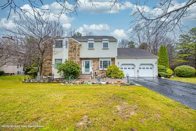 3 Stone Ridge Road, Old Bridge, NJ 08857 (MLS #22011691) :: Vendrell Home Selling Team