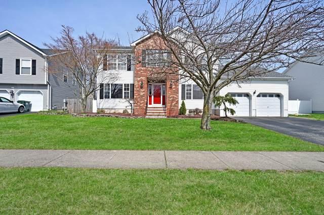 11 Abraham Drive, Howell, NJ 07731 (MLS #22011716) :: William Hagan Group