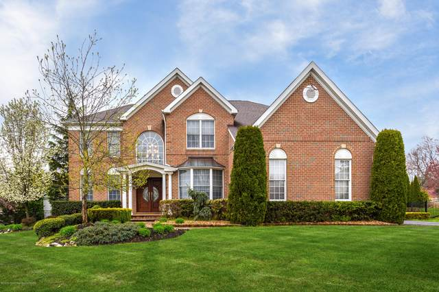 16 Saddle Court, Monroe, NJ 08831 (MLS #22011737) :: The Premier Group NJ @ Re/Max Central