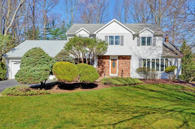6 Ashby Court, Manalapan, NJ 07726 (MLS #22011738) :: William Hagan Group