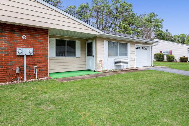 6 Utah Drive A, Whiting, NJ 08759 (MLS #22011757) :: The Premier Group NJ @ Re/Max Central