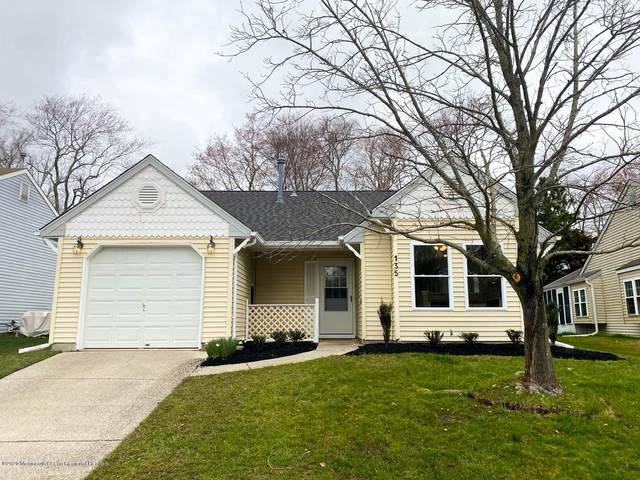 135 Valley Forge Drive, Little Egg Harbor, NJ 08087 (MLS #22011760) :: The MEEHAN Group of RE/MAX New Beginnings Realty