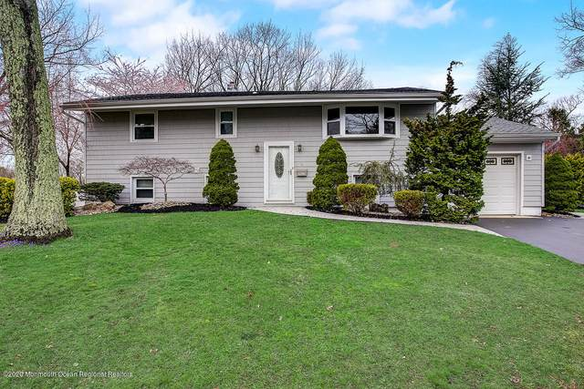 9 Kensington Drive, Howell, NJ 07731 (#22011816) :: Nexthome Force Realty Partners