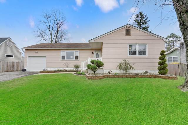 509 Mermaid Avenue, Beachwood, NJ 08722 (MLS #22011836) :: The Dekanski Home Selling Team