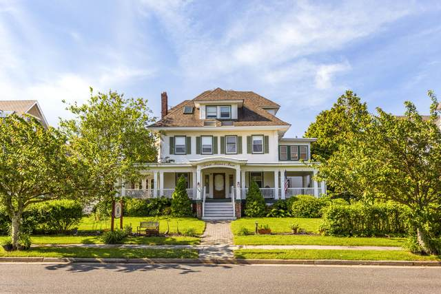 109 Sylvania Avenue, Avon-By-The-Sea, NJ 07717 (MLS #22011848) :: The Dekanski Home Selling Team