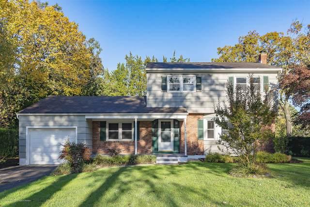 110 Foxwood Terrace, Toms River, NJ 08755 (MLS #22011856) :: The Dekanski Home Selling Team