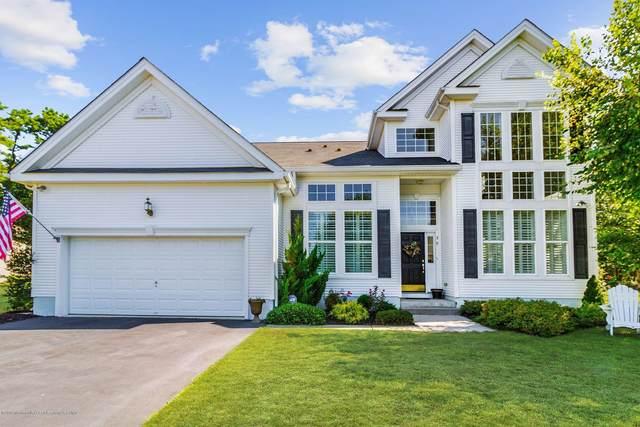 39 Masters Court, Little Egg Harbor, NJ 08087 (MLS #22011910) :: The Dekanski Home Selling Team