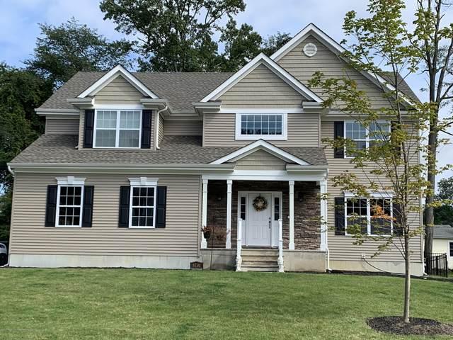 1634 Finderne Street, Oakhurst, NJ 07755 (MLS #22011911) :: The Dekanski Home Selling Team