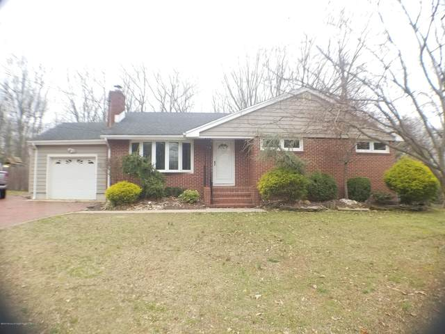 234 Old Mill Road, Freehold, NJ 07728 (MLS #22011929) :: William Hagan Group