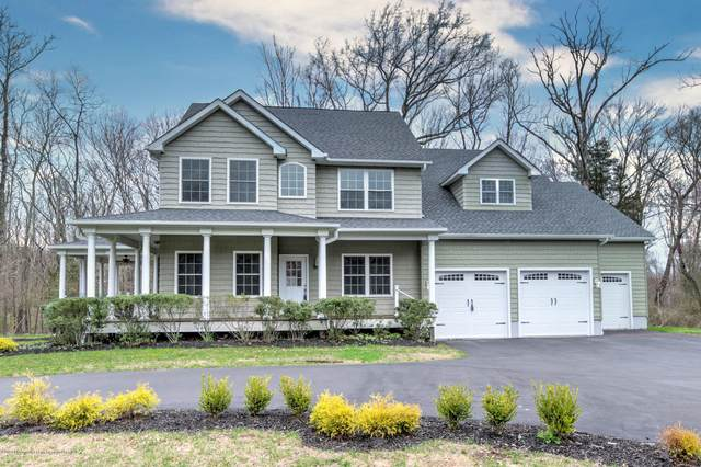 360 Stone Hill Road, Freehold, NJ 07728 (MLS #22011933) :: The Premier Group NJ @ Re/Max Central