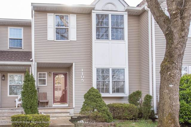 1105 Creamery Court, Freehold, NJ 07728 (MLS #22011936) :: The Premier Group NJ @ Re/Max Central