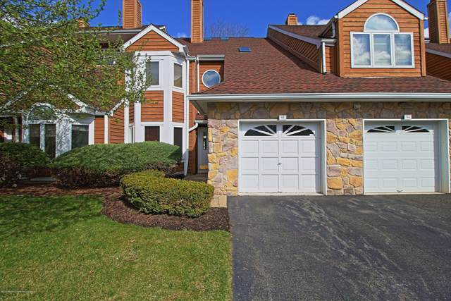 93 Kingswood Court, Edison, NJ 08820 (#22011943) :: Daunno Realty Services, LLC