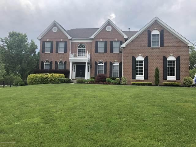 12 Saddle Court, Monroe, NJ 08831 (MLS #22012021) :: Vendrell Home Selling Team