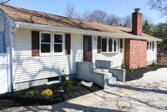250 Van Zile Road, Brick, NJ 08724 (MLS #22012032) :: Vendrell Home Selling Team