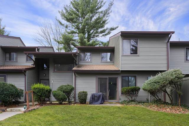 10B Berkshire Court, Red Bank, NJ 07701 (MLS #22012035) :: The Premier Group NJ @ Re/Max Central