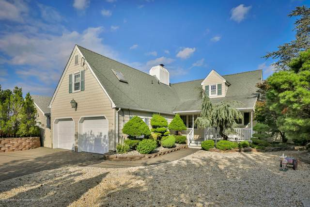 288 Wherry Lane, Mantoloking, NJ 08738 (MLS #22012041) :: Vendrell Home Selling Team