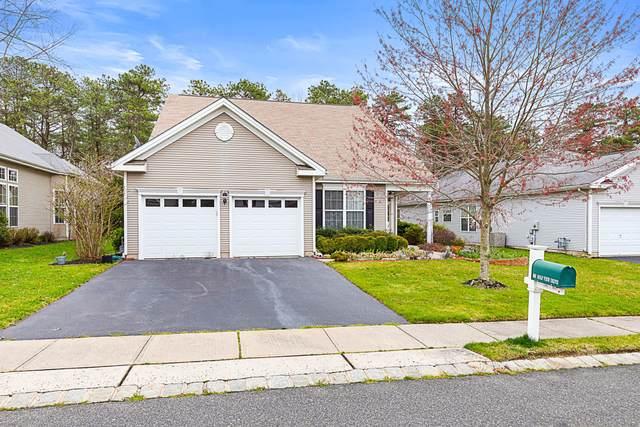 436 Golf View Drive, Little Egg Harbor, NJ 08087 (MLS #22012088) :: The Dekanski Home Selling Team