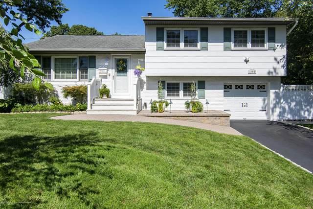 101 Frede Drive, Brick, NJ 08724 (MLS #22012124) :: Vendrell Home Selling Team