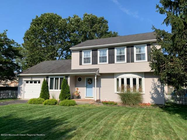 105 Venus Lane, Toms River, NJ 08753 (MLS #22012136) :: The MEEHAN Group of RE/MAX New Beginnings Realty
