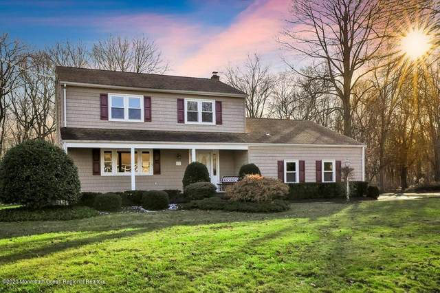 22 Shephard Drive, Middletown, NJ 07748 (MLS #22012140) :: The MEEHAN Group of RE/MAX New Beginnings Realty