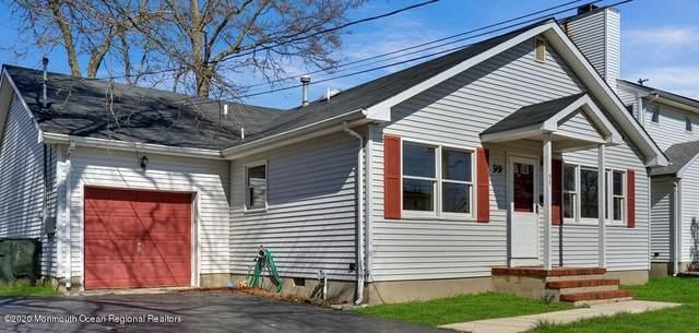 99 Franklin Avenue, Hazlet, NJ 07734 (MLS #22012174) :: The Dekanski Home Selling Team