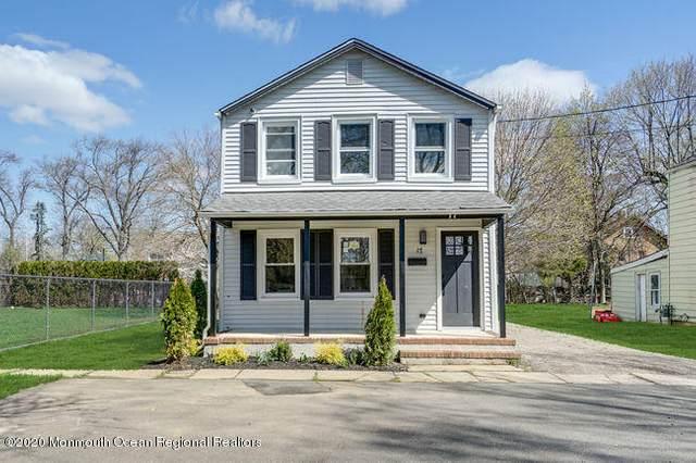 17 Clinton Street, Freehold, NJ 07728 (MLS #22012181) :: The Dekanski Home Selling Team