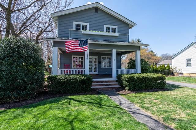 9 Mohawk Avenue, Red Bank, NJ 07701 (MLS #22012187) :: The Dekanski Home Selling Team