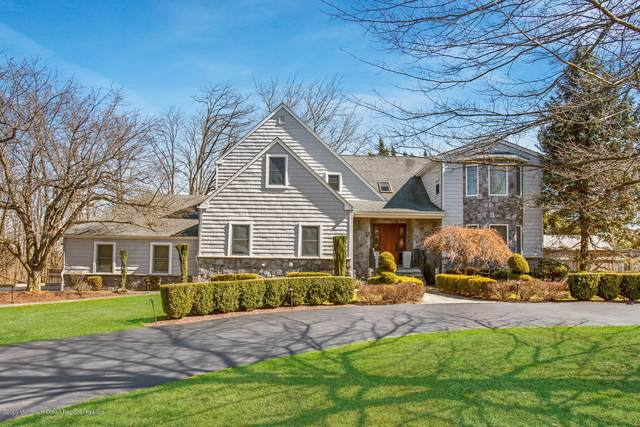 22 Hickory Lane, Freehold, NJ 07728 (MLS #22012192) :: The Dekanski Home Selling Team