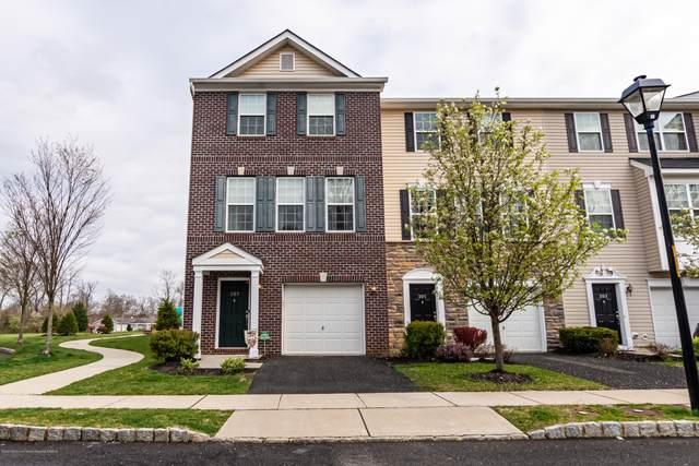 207 Chickadee Court, Freehold, NJ 07728 (MLS #22012281) :: William Hagan Group
