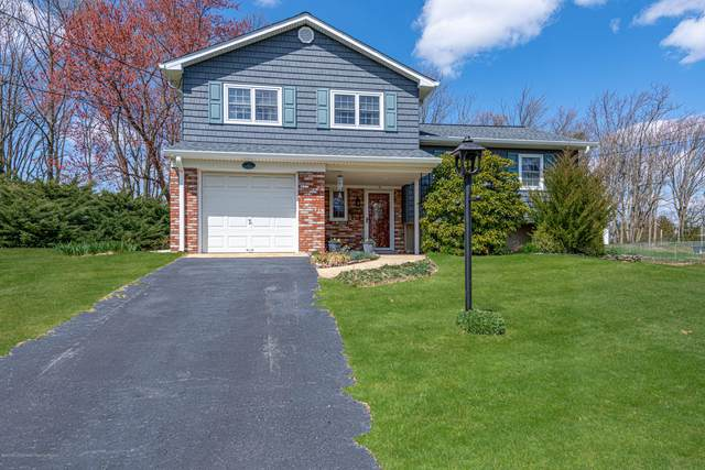 16 Southport Drive, Howell, NJ 07731 (MLS #22012303) :: The Premier Group NJ @ Re/Max Central