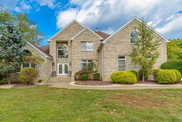 6 Regency Way, Manalapan, NJ 07726 (MLS #22012387) :: Provident Legacy Real Estate Services, LLC