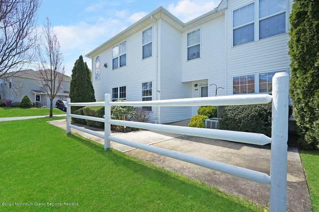 375 Deuce Drive, Wall, NJ 07719 (MLS #22012509) :: The Sikora Group