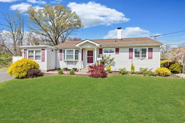 261 Middle Road, Hazlet, NJ 07730 (MLS #22012563) :: The Premier Group NJ @ Re/Max Central