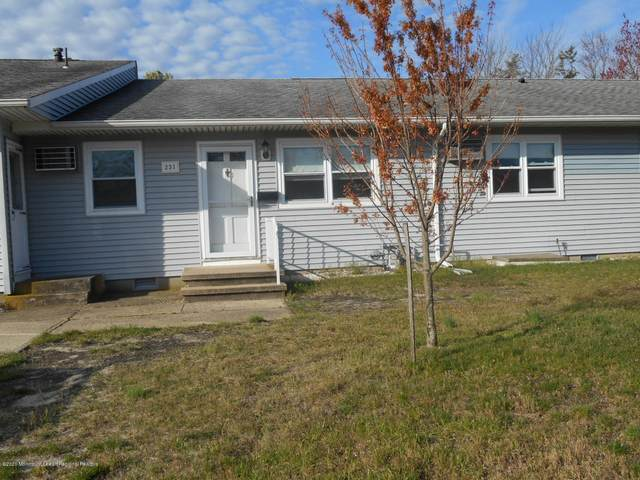231 Doyle Terrace, Brick, NJ 08724 (#22012583) :: Nexthome Force Realty Partners