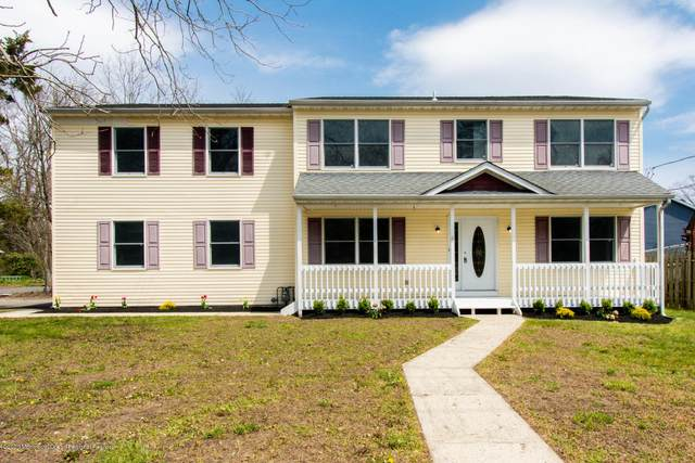 1704 Lakeside Drive S, Forked River, NJ 08731 (MLS #22012902) :: The Premier Group NJ @ Re/Max Central