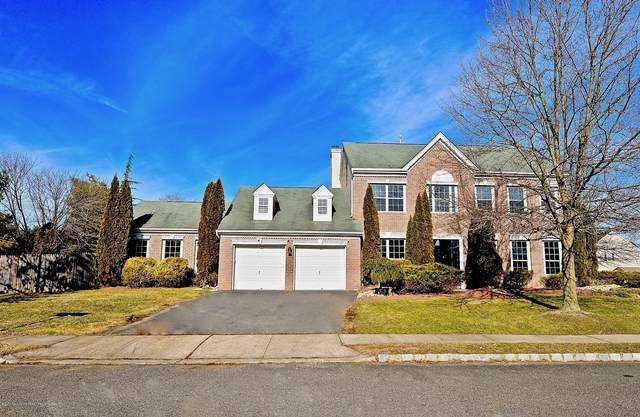 140 Plumstead Drive, Freehold, NJ 07728 (#22013124) :: Nexthome Force Realty Partners