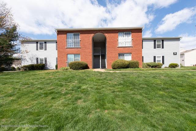 708 Zlotkin Circle #7, Freehold, NJ 07728 (MLS #22013248) :: The Premier Group NJ @ Re/Max Central