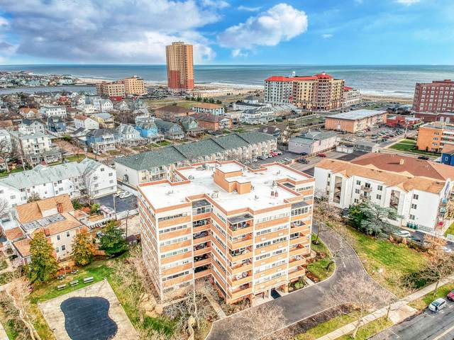 321 Sunset Avenue 4C, Asbury Park, NJ 07712 (MLS #22013341) :: The Sikora Group