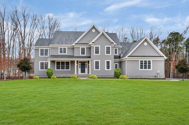 2 Tiffany Court, Howell, NJ 07731 (#22013458) :: Nexthome Force Realty Partners